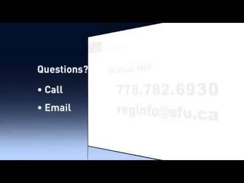 How to add classes -- SFU