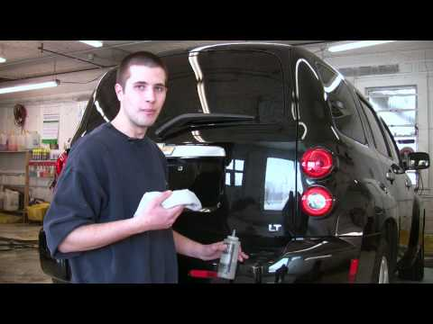 Auto Detailing : How to Clean Pine Sap Off of Car Paint
