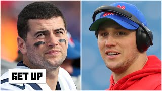 Will the Patriots or Bills win the AFC East? | Get Up