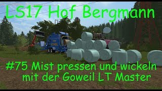 Contest - Goweil LT Master   MOD CONTEST LS17 Modpreview