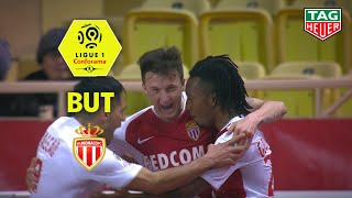 But Aleksandr GOLOVIN (14') / AS Monaco - Toulouse FC (2-1)  (ASM-TFC)/ 2018-19