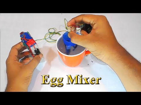 Diy mini blender | homemade mixer machine| how to make a blender at home | Stupid Engineeer.
