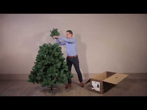 Everlands Christmas Tree Assembly Video