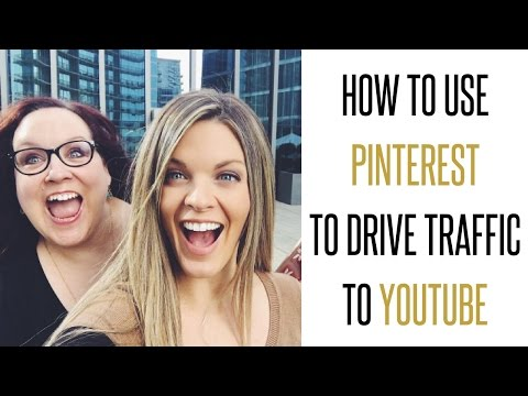 Using Pinterest to Drive Traffic to Youtube | Pinterest for Business