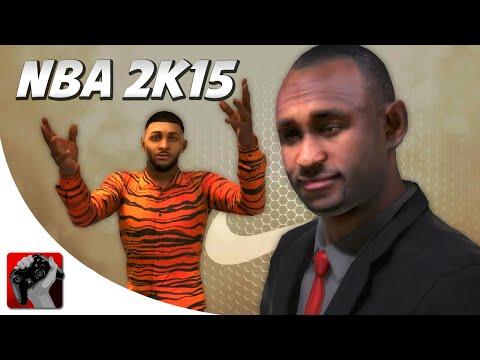NBA 2K15 MyCAREER: REJECTING Jackson Ellis' Shoe Deal w/ Nike & Jordan