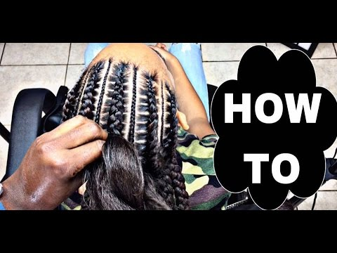 #194. Stitch Braids 4 BEGINNERS