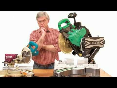 How to Choose the Right Miter Saw