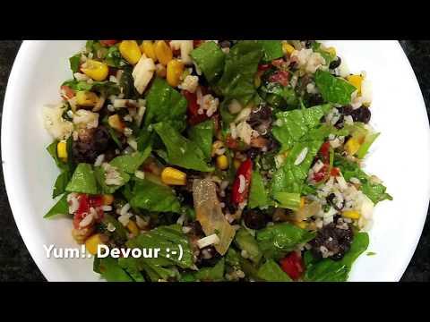 Burrito Bowl better than Chipotle! All Organic. Vegan/Vegetarian.