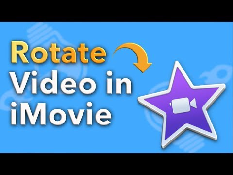 How to Rotate Video in iMovie 2018