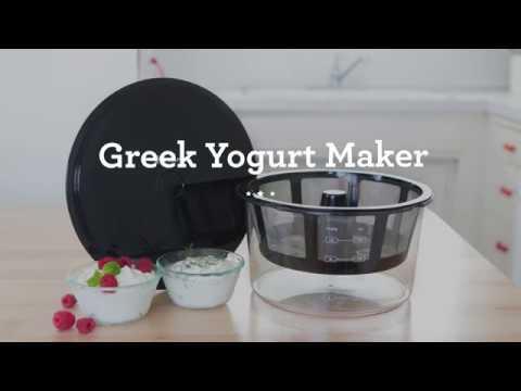 Euro Cuisine GY60 Greek Yogurt Maker