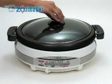 Caring for Your Zojirushi Gourmet d'Expert® Electric Skillets
