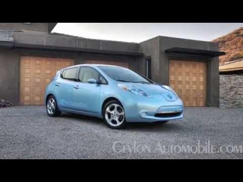 Buy full electric Nissan Leaf in Sri Lanka