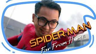Download SPIDERMAN FAR FROM HOME Trailer REACTION n EASTER EGG BREAKDOWN ! Video