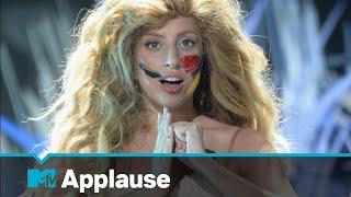 Lady Gaga Performs 'Applause' at the 2013 VMAs | MTV Music