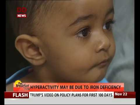 Health : Iron deficiency in children, symptoms and cure