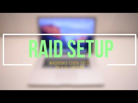 What is RAID 0 ? How To Setup an Apple RAID System (OS X El Capitan)