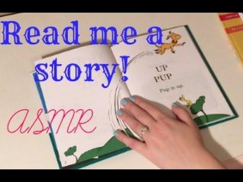 Read Me A Story - ASMR
