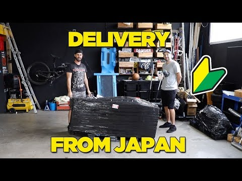 Delivery From Japan [1000000000% JDM]