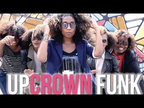 UpCROWN Funk - Naptural85 | UpTown Funk Parody
