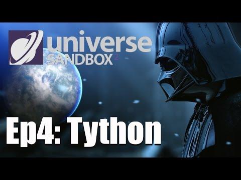EPISODE 4: Tython - Home of the Jedi - Star Wars in Universe Sandbox 2