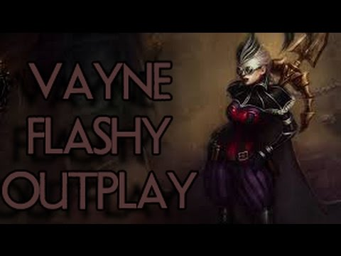 Vayne Flashy Outplay (League of Legends)