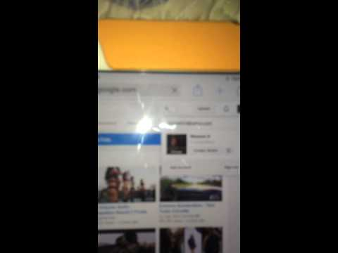 How to change ur YouTube profile picture iPad/tablets