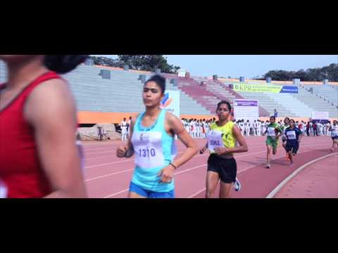 All India InterUniversity Athletics[M&W] Championship 2016-17 Official | Nigal