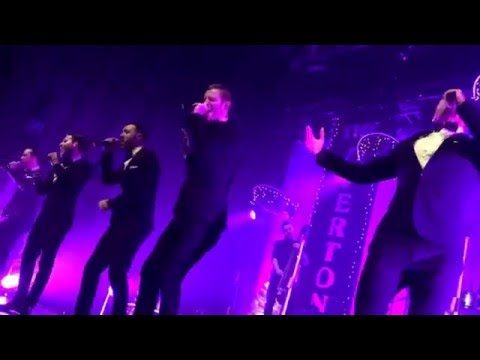 The Overtones - Let It Snow! - London Indigo at the o2 20/12/15