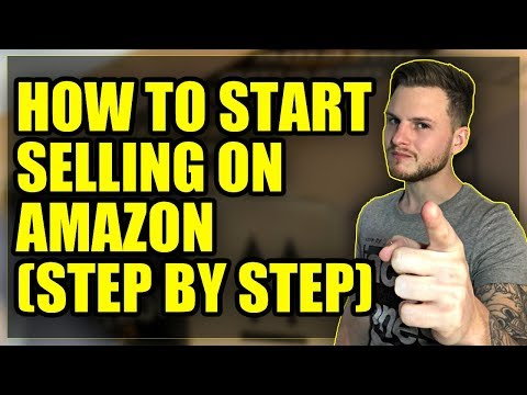 How To Start Selling On Amazon UK Step By Step For Beginners (Amazon Selling Made Easy)