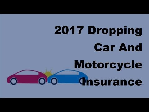 2017 Dropping Car And Motorcycle Insurance Coverage In A Tight Economy Is A Bad Idea