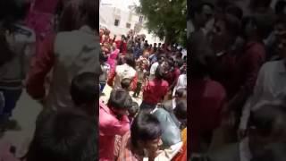 R. Dinkar band himmatnagar with desi boys dance