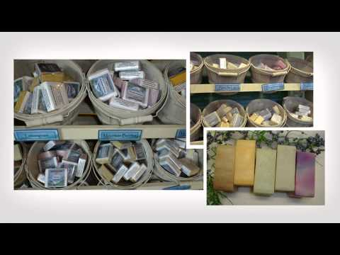 Handmade Herbal Soaps & Natural Lotion Bars from Misty Mountain Soap