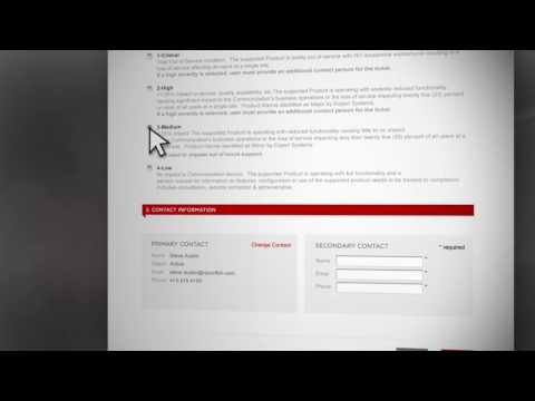 How to Submit a Service Request/ Service Ticket? (Streamlined Ticketing Overview)