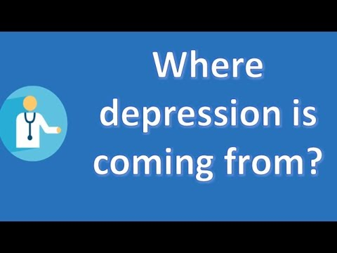 Where depression is coming from ? | BEST Health Channel & Answers