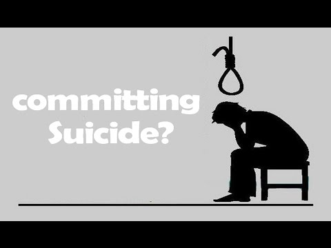 Suicide: Temporary or Permanent hell?