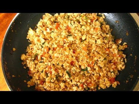 Easy and Tasty Egg podimas in Tamil with English subtitle | How to make Egg bhurji | scrambled egg