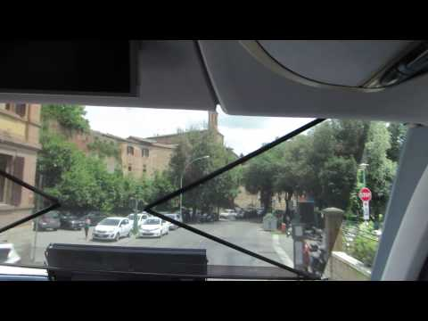Bus Ride to Siena