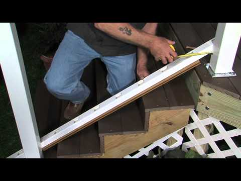 Titan Pro Rail Level & Stair Installation HD