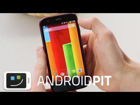 Mise à jour Android 4.4.2 KitKat sur le Moto G