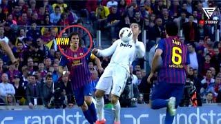 """Ketika Ronaldo Pamer """"FREESTYLE SKILL"""" Ditengah-Tengah Pertandingan"""
