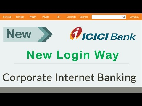 #1 ICICI corporate banking login in hindi | New login page | How to Login new version - Somesh Gupta