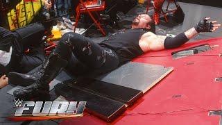 13 incredibly painful landings: WWE Fury