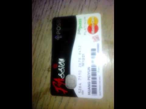 Mmccard Posb card bank