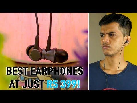 Mi  Earphones Basic Review! Deep Bass? Best earphones under 500