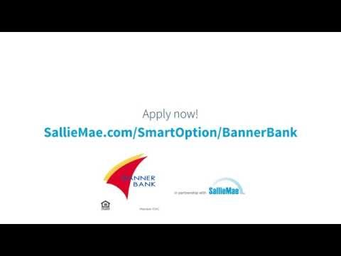 Student Loan Options from Banner Bank and Sallie Mae