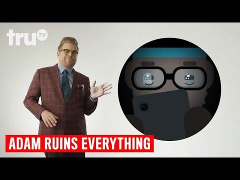 Adam Ruins Everything - Why Teens Aren't Getting Enough Sleep (Everyday Ruins) | truTV