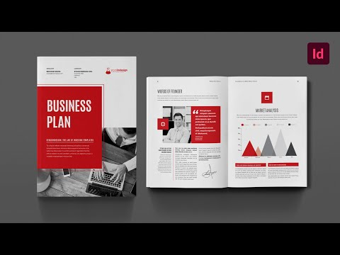 Business Plan - InDesign Template