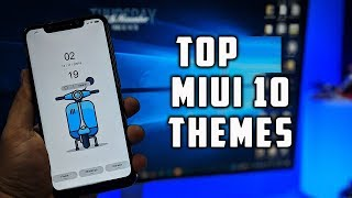 Top 3 MIUI 10 Themes of January 2019 - Free miui themes 2019