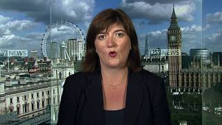 """MORGAN: PM """"RIGHT"""" TO TELL CABINET TO KEEP DISCUSSIONS PRIVATE"""