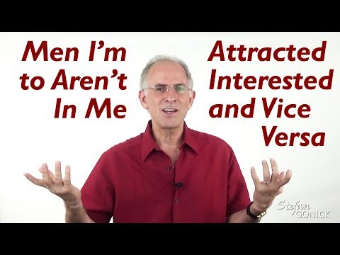 Men/Women I'm Attracted to Aren't Interested in Me and Vice Versa - EFT Love Talk Q&A Show